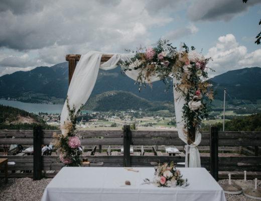 Absage der Hochzeit