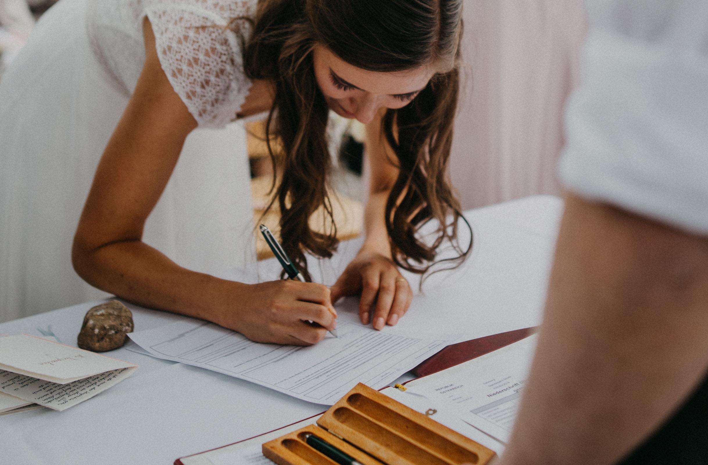 Namensanderung Bei Der Hochzeit Darauf Solltet Ihr Achten Lovelicious Life